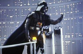 Man and machine, Darth Vader was the most legendary of all Sith Lords.