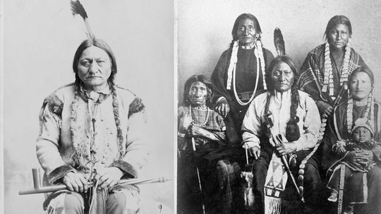 The Man Behind the Legend Who Is Sitting Bull