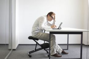 Slumping over a computer screen is all too common – and it's terrible for you.