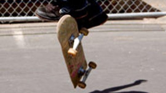 How Skateboarding Works