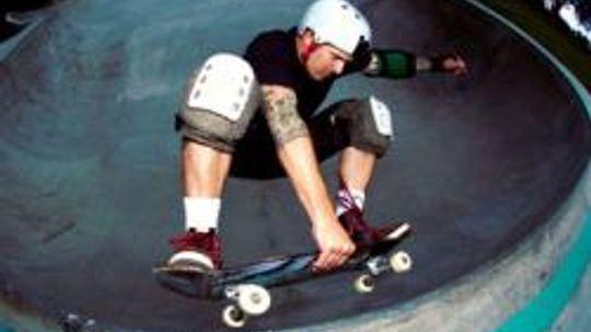 Skateboarding Pictures