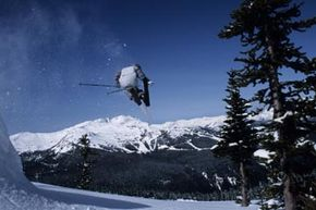 Choose which runs you ski carefully; make sure you don't overshoot your skill level.