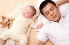 Sleep like a baby. It's good for you.