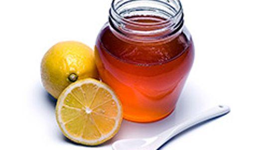 Does honey and lemon juice face wash really work?