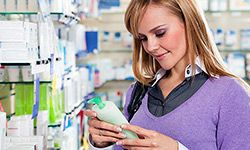 Read the labels of your beauty products before buying!