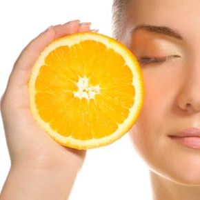 Getting Beautiful Skin Image Gallery Citrus fruits can give your skin necessary vitamins, but your skin also produces its own important nutrient: vitamin D. See more pictures of getting beautiful skin.