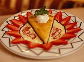 Smaller portions or healthier ingredients may allow you to enjoy dessert a still work on losing weight.