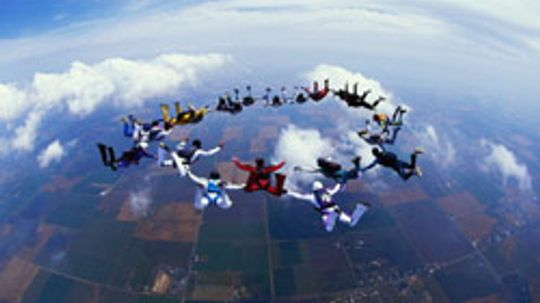 How Skydiving Works