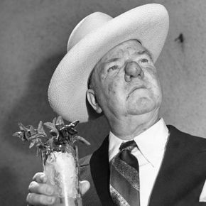 W.C. Fields, comedian and insomnia expert