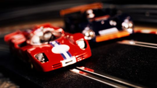 How Slot Car Racing Works