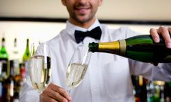 If your company can barter with a catering company or local liquor store, that can be a win-win for your budget.