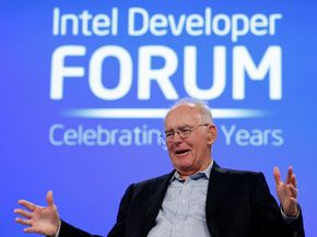 Intel co-founder Gordon Moore made the original observation that evolved into Moore's Law. See more computer hardware pictures.