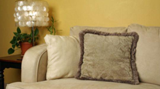 How do you use upholstery tacks?