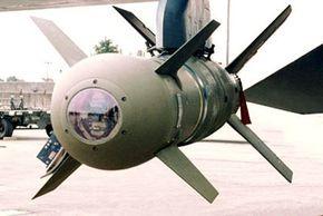 The GBU-15, a TV/IR smart bomb