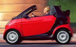 Smart Fortwo Cabrio Pure