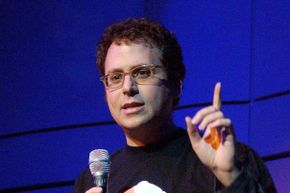 Stephen Glass performs comedy at the Skirball Cultural Center in Los Angeles -- one of the ways he's kept busy after leaving journalism.