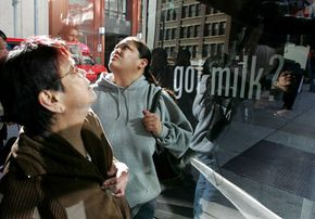 """The California Milk Processor Board launched a scent marketing scheme in 2006 to accompany its """"Got Milk?"""" campaign. The city of San Francisco called for an immediate removal of the cookie-scented strips after complaints."""
