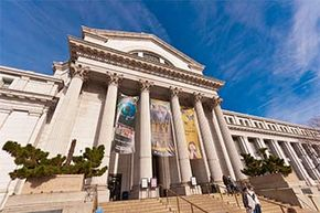 The Smithsonian Institution is home to some 137 million objects and counting.