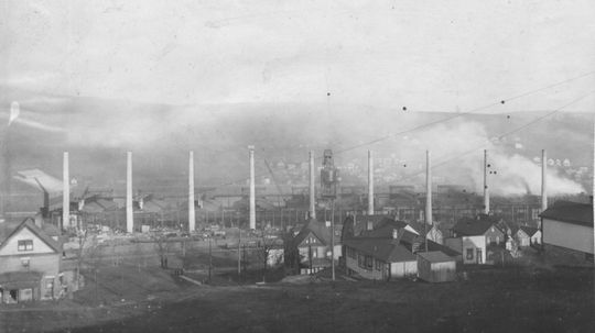 Deadly 1948 Donora Smog Launched the U.S. Clean Air Movement