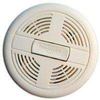 Modern smoke detectors are wired to intercommunicate.
