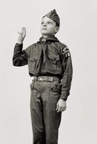The Boy Scouts of America still use smoke signals as an emergency beacon.