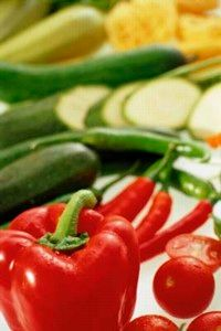 Sneak vegetables into family dinners by putting them in pizzas and pastas. See more pictures of vegetables.
