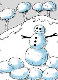 Make Fuzzy Snow