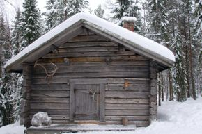 The next time you're at your log cabin, make like Laura and go whip yourself up some snow-spun deliciousness.