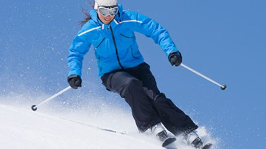 How Snow Skiing Equipment Works
