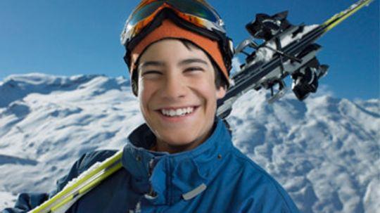 How Snow Skis Work