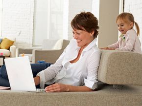 Parents are joining all kinds of social networks to share their experiences and search for answers to common problems.
