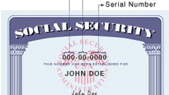 Do the digits in my social security number represent anything in particular?