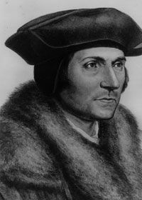 Theorist Thomas More was an early advocate of socialism.