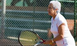 Just because you've never picked up a racket before doesn't mean you can't start now.