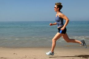 Soft surfaces can give your running performance a boost.
