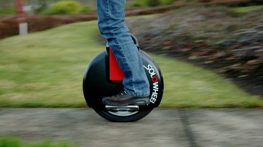How the Solowheel Works