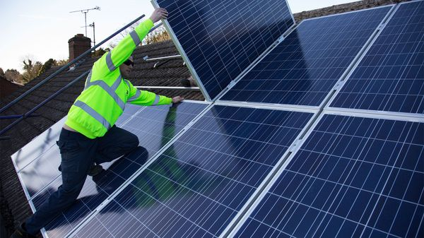 Study Says Solar Panels on Half of Roofs Could Meet World's Electricity Needs