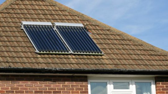 What are solar air heaters?