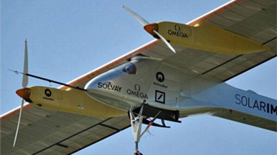 How Solar Aircraft Work