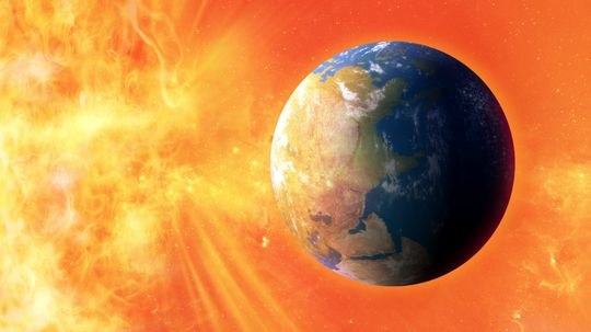 What if a solar flare hit Earth?