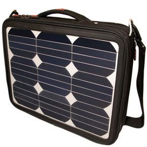 The Voltaic Generator has enough power to charge a laptop.