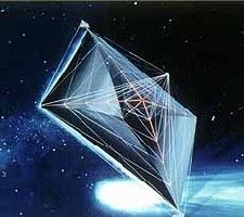 Solar sails will set new speed records for spacecraft and will enable us to travel beyond our solar system.