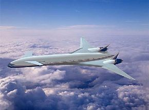 Boeing is using new design elements, such as delta wings and canards, on the Sonic Cruiser.