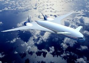 The Sonic Cruiser will shave one hour for every 3,000 miles flown.