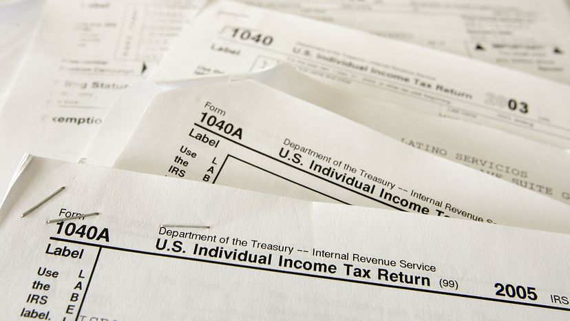 Sovereign citizens believe they are not subject to paying federal taxes. The IRS says otherwise. Justin Sullivan/Getty Images