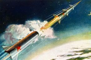 It wasn't until 1989 that the world discovered the Soviets had an in fact been trying to go to the moon. The only thing they lacked? Rockets.