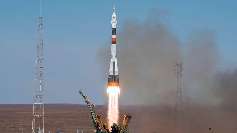 Soyuz abort