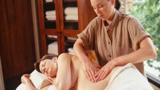 Can you get spa treatments if you're pregnant?