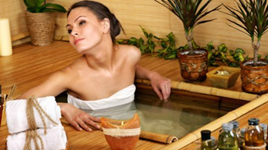 Refresh Yourself with Spa Water Treatments