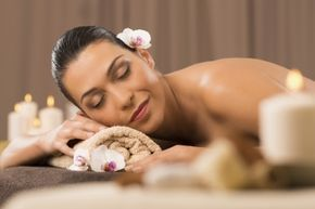 Who wouldn't want to make money just by relaxing or receiving a massage? If you need a job that allows you to take a load off - literally, look into being a spa reviewer.